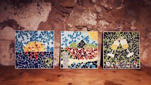 Une activité de team building faite sur mesure: le Trencadís de Gaudí
