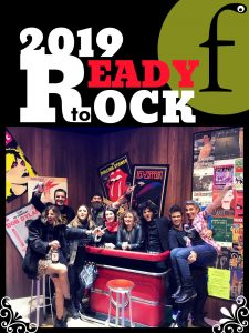 TEAM AMFIVIA: READY TO ROCK 2019!