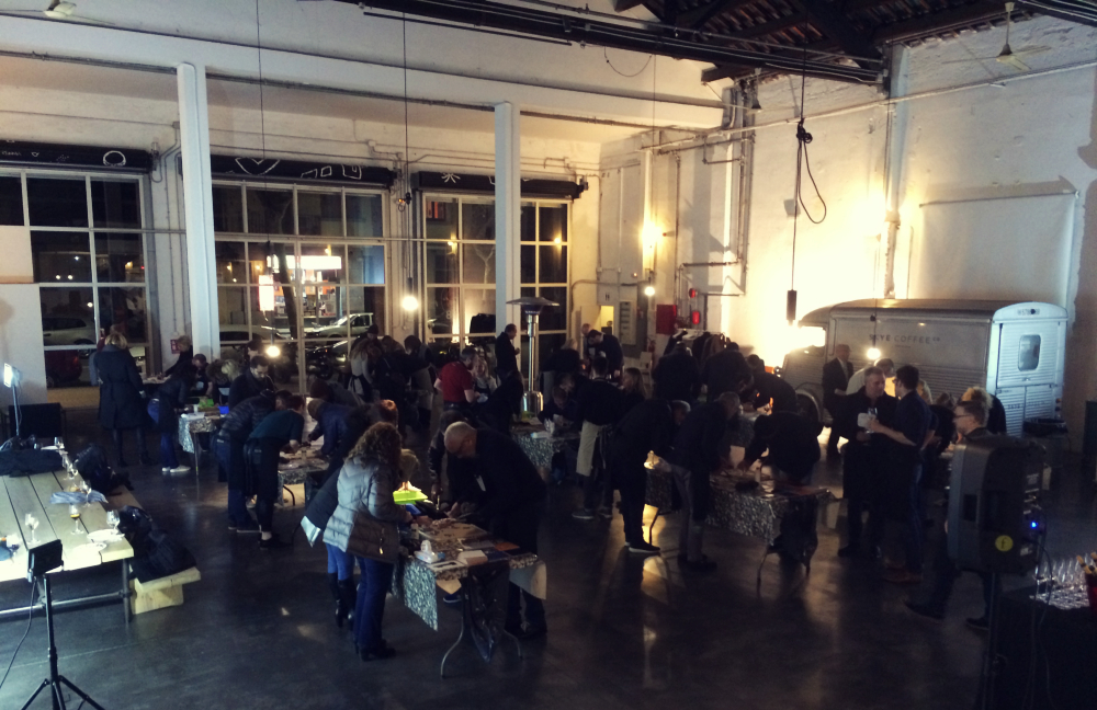 Building teams through art: Trencadís workshop