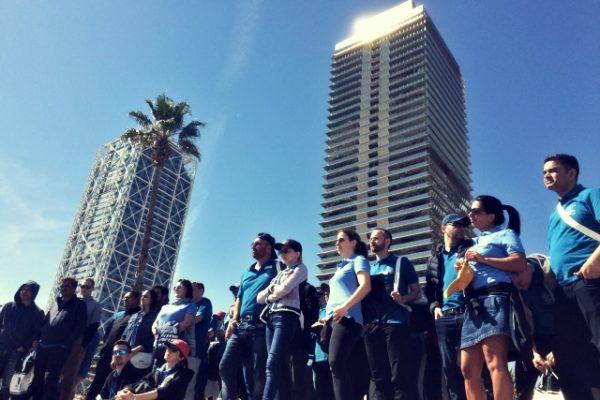 Amfivia Teambuilding Barcelona Regatta (6)