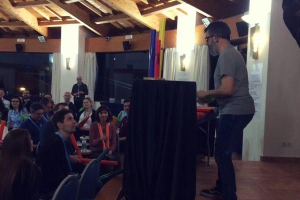 Boomwhackers Amfivia Barcelona Teambuilding (3)