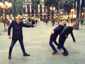 A TECH TEAM EXPERIENCE TO DISCOVER AND ENJOY BARCELONA