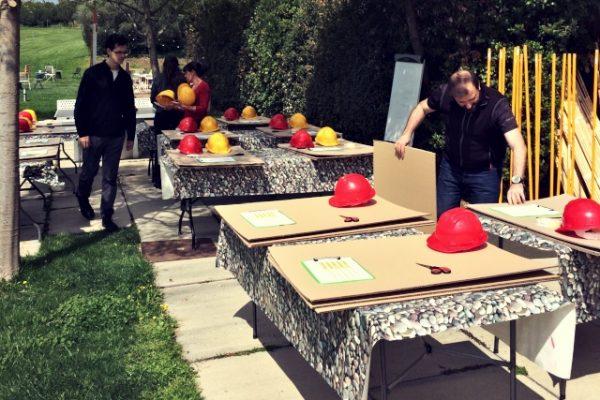Amfivia Running Chef team building activity Barcelona (1)