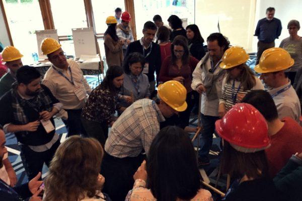 Amfivia Running Chef team building activity Barcelona (3)