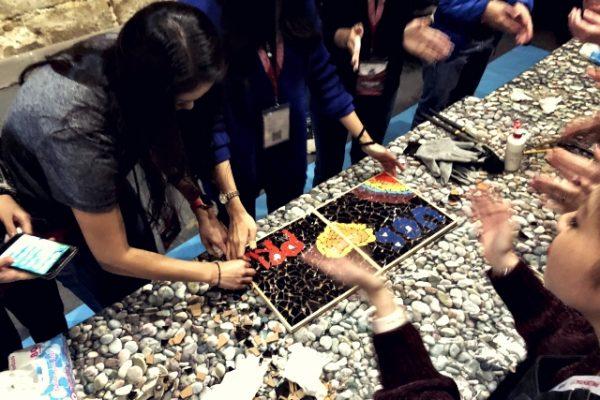Amfivia barcelona in exclusive team building activity Barcelona (5)