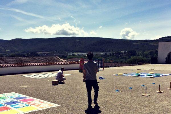 Amfivia Codorniu incentive team building activity Barcelona (1)