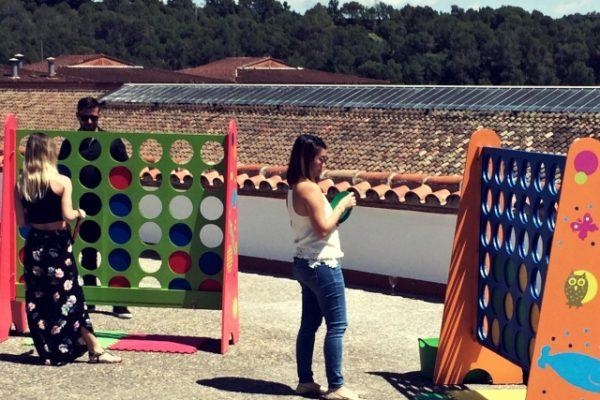 Amfivia Codorniu incentive team building activity Barcelona (5)