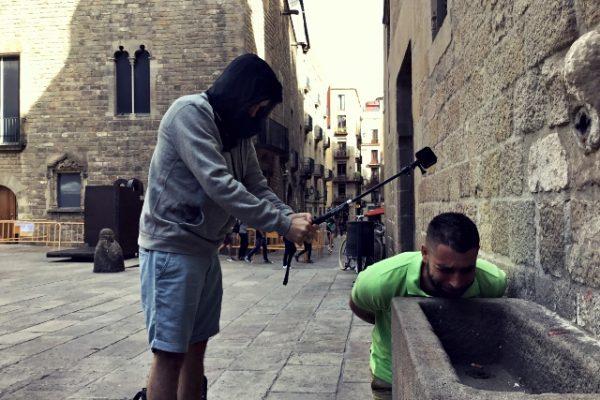 Amfivia_team building_barcelona_gymkhana_treasure hunt_urban_rally_ipadrace_activities (2)