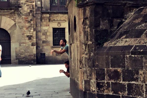 Amfivia_team building_barcelona_gymkhana_treasure hunt_urban_rally_ipadrace_activities (4)