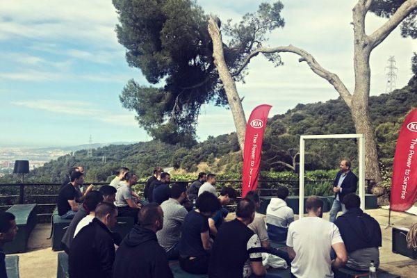 Rope Work_Team building_Amfivia_Sol i Vida_Barcelona (1)