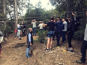 ROPE WORK CON COMPROMISO SOCIAL
