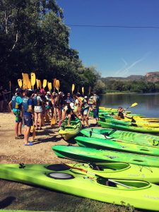 A SUMMER CAMP INTO THE WILD: TIME FOR FUN!