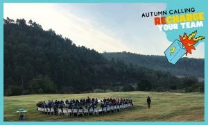 AUTUMN CALLING: RECHARGE YOUR TEAM!