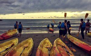 A DAY ON THE BEACH… A PESAR DEL MAL TIEMPO!