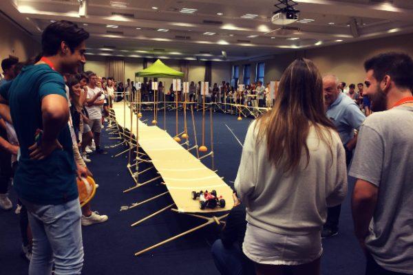 One bridge for all_Amfivia_Teambuilding_Barcelona (2)