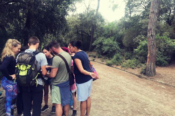 Orienteering Challenge_Teambuilding Barcelona_Amfivia (1)