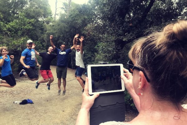 Orienteering Challenge_Teambuilding Barcelona_Amfivia (3)
