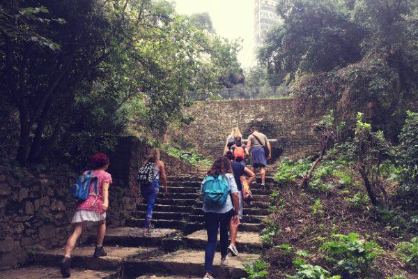 Orienteering Challenge_Teambuilding Barcelona_Amfivia (4)