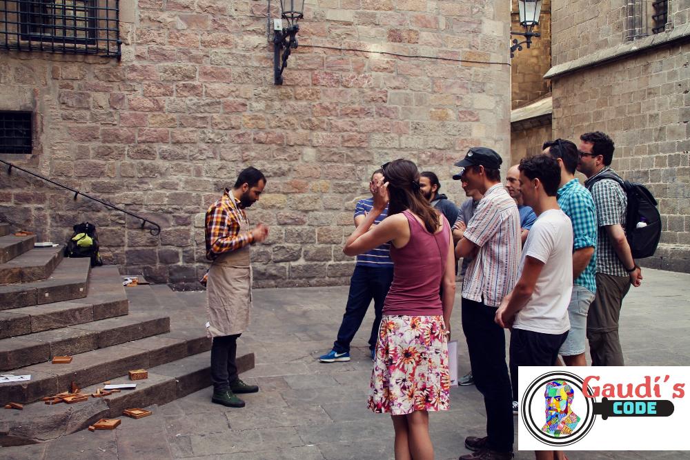 GAUDÍ'S CODE: THE MYSTERY GYMKHANA IN BARCELONA'S CITY CENTRE