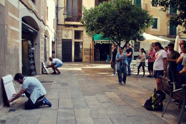 Gaudí's Code_Amfivia_Team Building Barcelona (1)