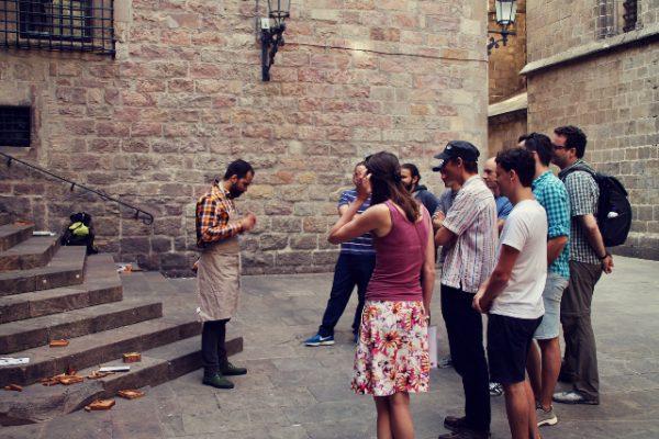 Gaudí's Code_Amfivia_Team Building Barcelona (12)