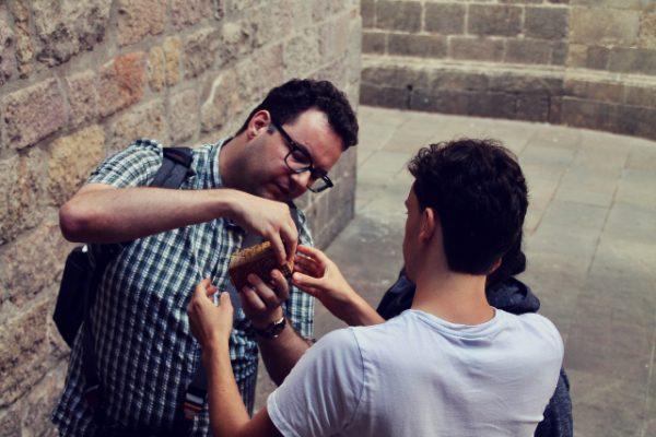 Gaudí's Code_Amfivia_Team Building Barcelona (14)