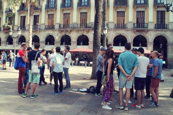 Gaudí's Code_Amfivia_Team Building Barcelona (2)