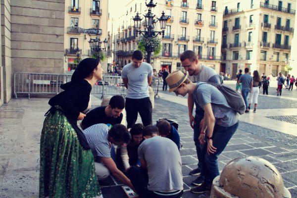 Gaudí's Code_Amfivia_Team Building Barcelona (3)