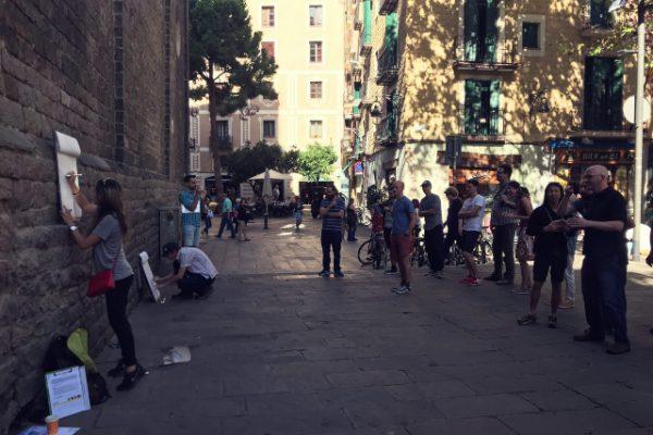 Gaudí's Code_Amfivia_Team Building Barcelona (8)