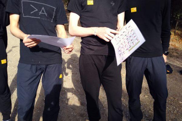 Orienteering Challenge Amfivia Teambuilding Barcelona (3)