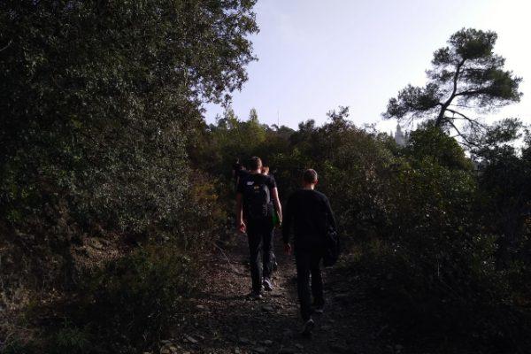 Orienteering Challenge Amfivia Teambuilding Barcelona (8)