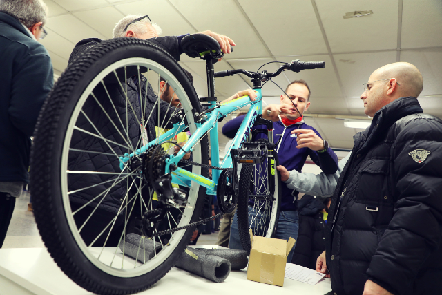 SOCIAL TEAM BUILDING: MOUNT&BIKE FOR A GOOD CAUSE
