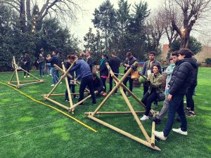 THE MEDIEVAL PLAYGROUND: TEAM BUILDING FROM THE MIDDLE AGES!